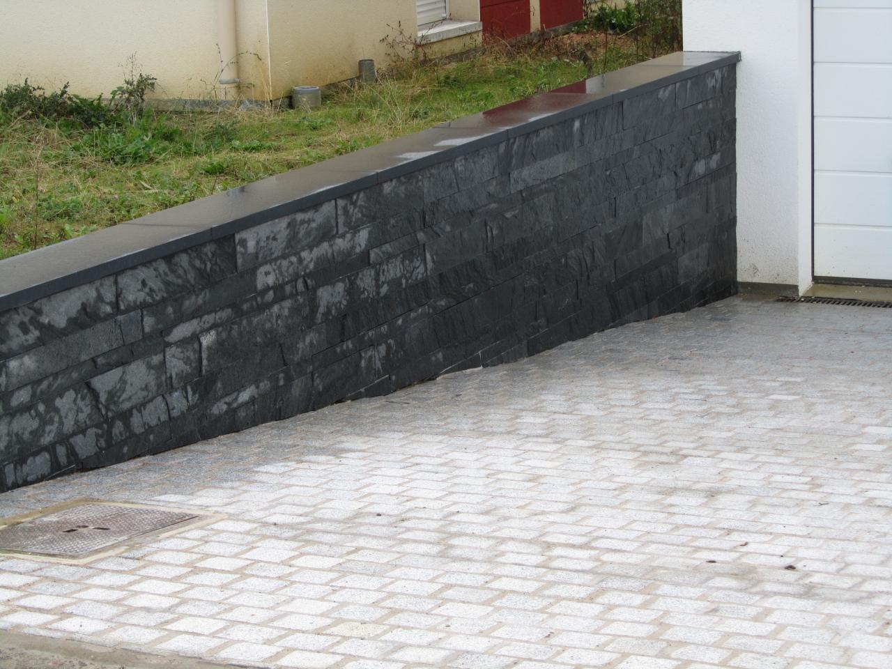 pierre de parement naturelle et couvre m r. Black Bedroom Furniture Sets. Home Design Ideas